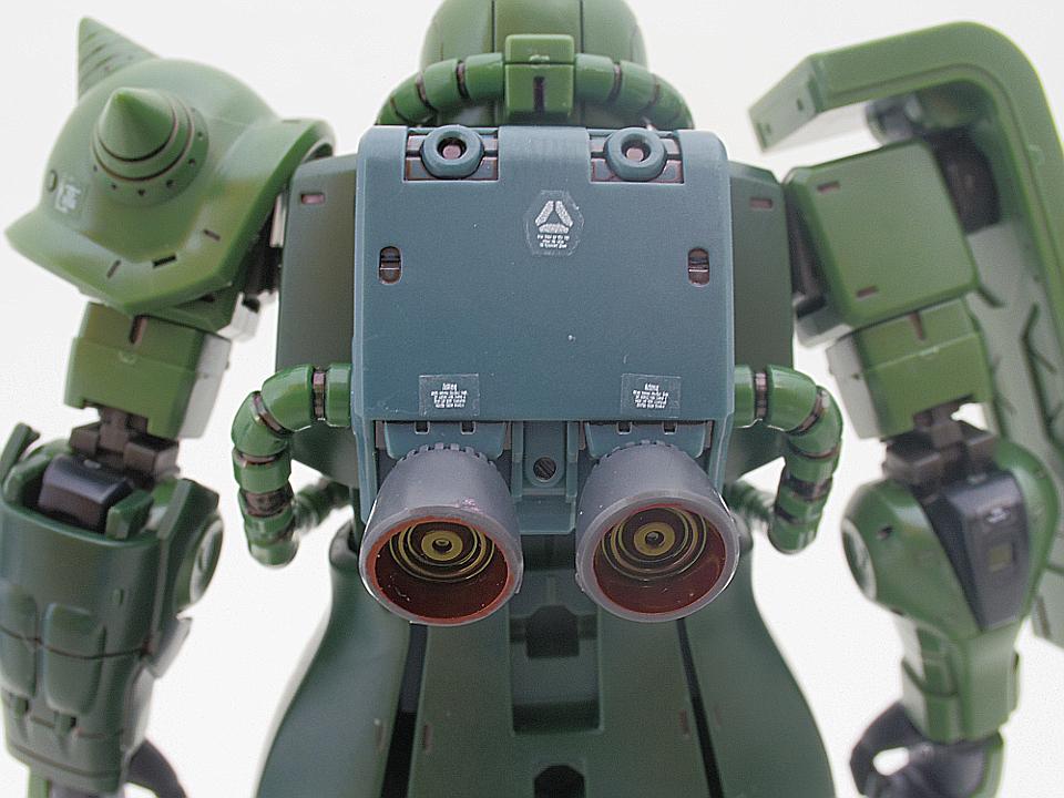 HG ザクC-5型16