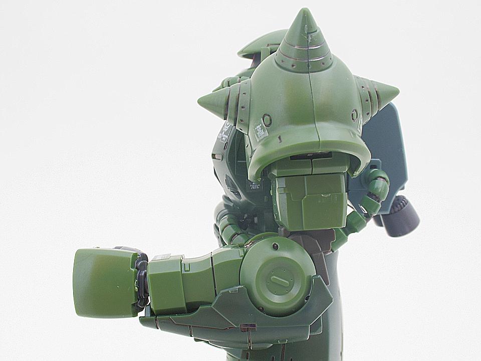 HG ザクC-5型30