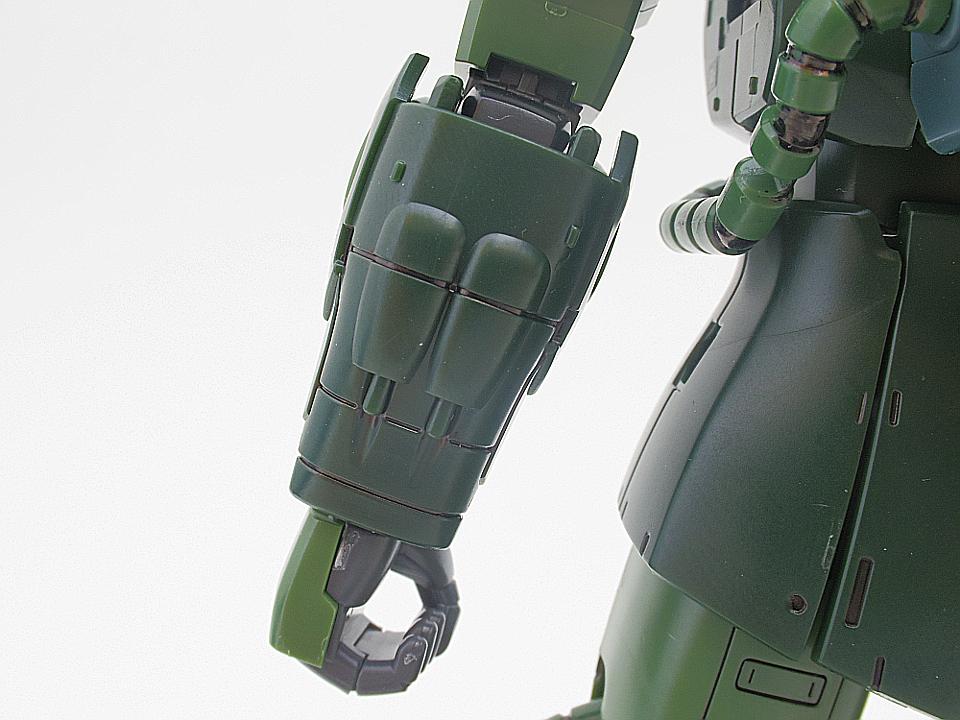 HG ザクC-5型31