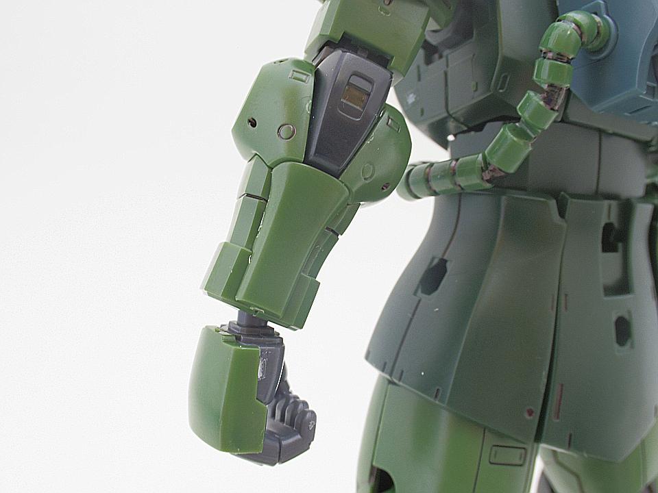 HG ザクC-5型32