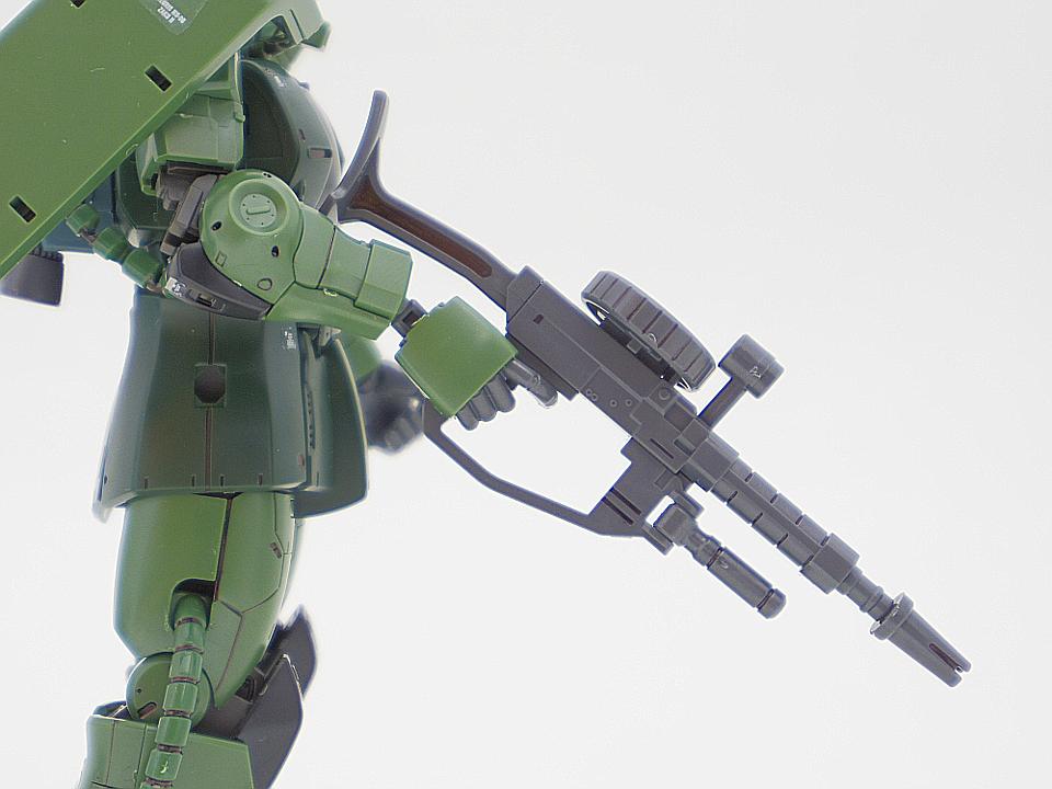 HG ザクC-5型39
