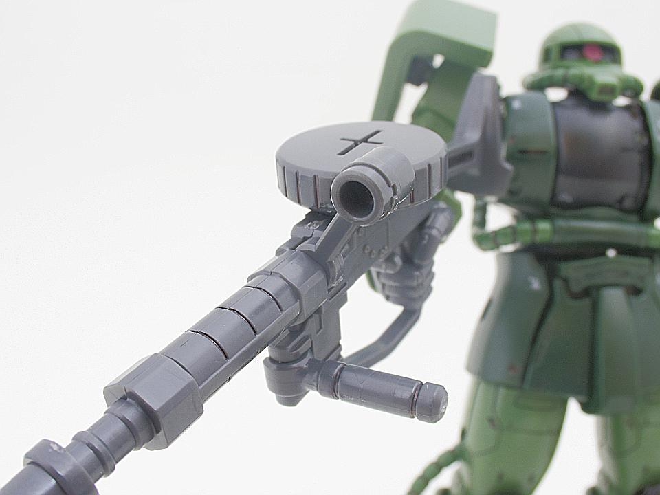 HG ザクC-5型40