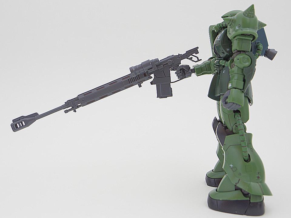 HG ザクC-5型51