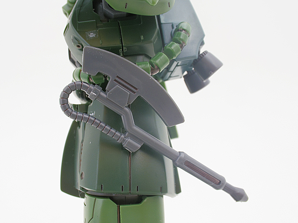 HG ザクC-5型54