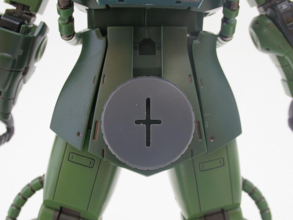 HG ザクC-5型41