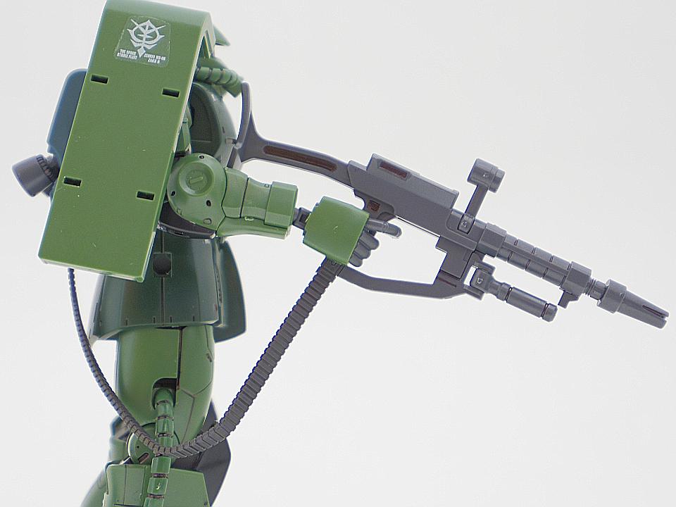 HG ザクC-5型42