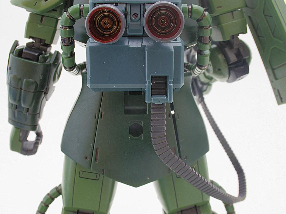HG ザクC-5型43