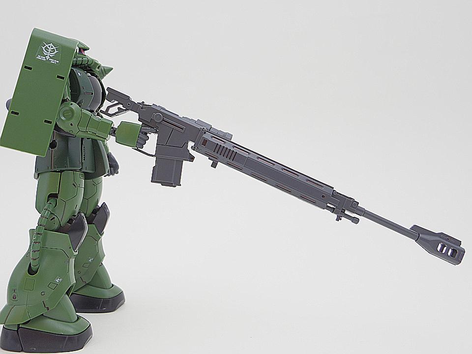 HG ザクC-5型50