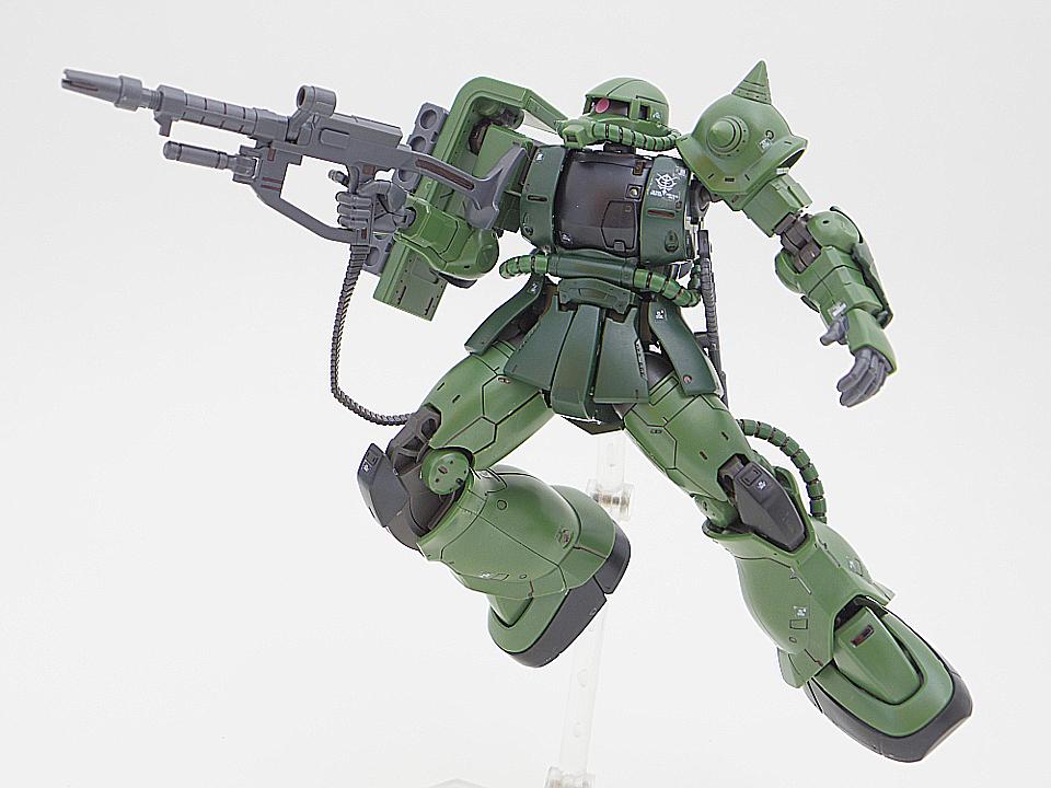 HG ザクC-5型66