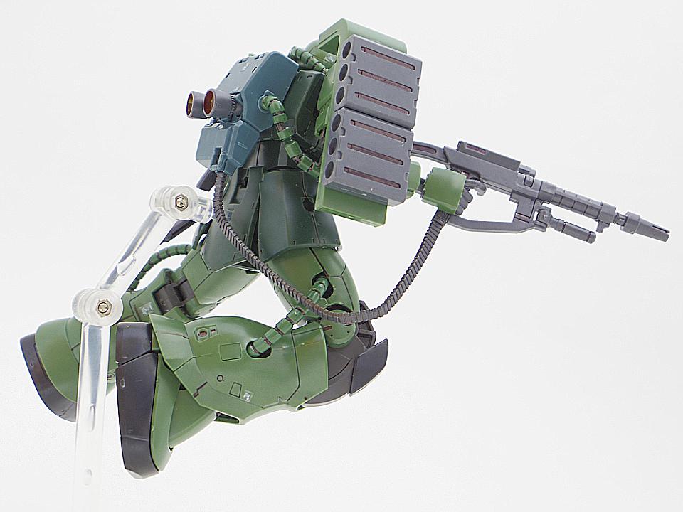 HG ザクC-5型67