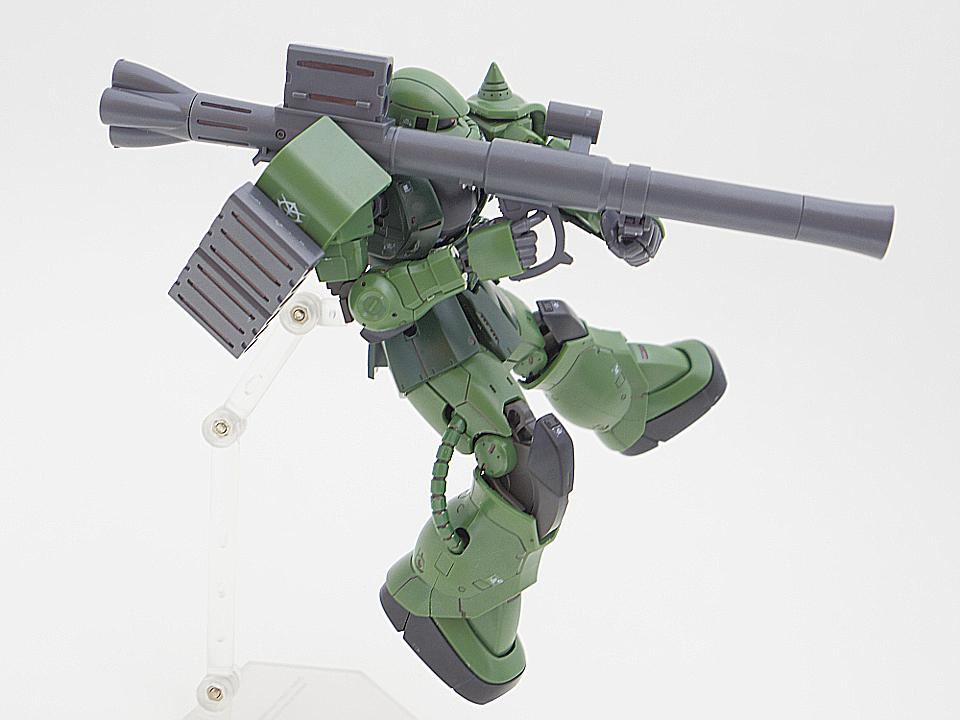HG ザクC-5型75
