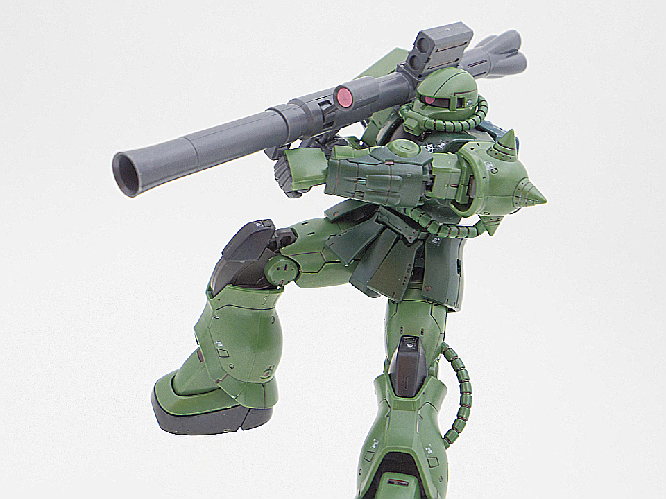 HG ザクC-5型77