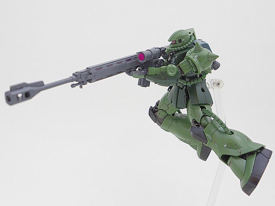 HG ザクC-5型80