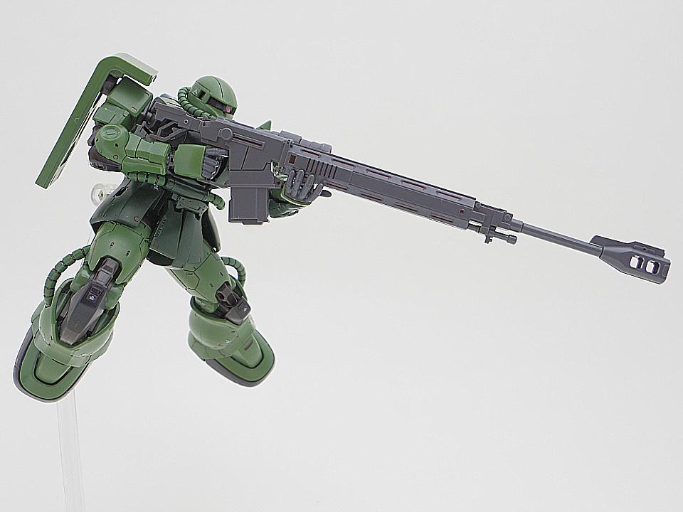 HG ザクC-5型79