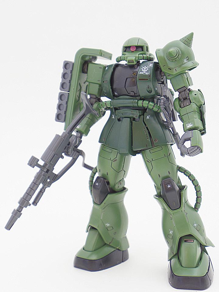 HG ザクC-5型64