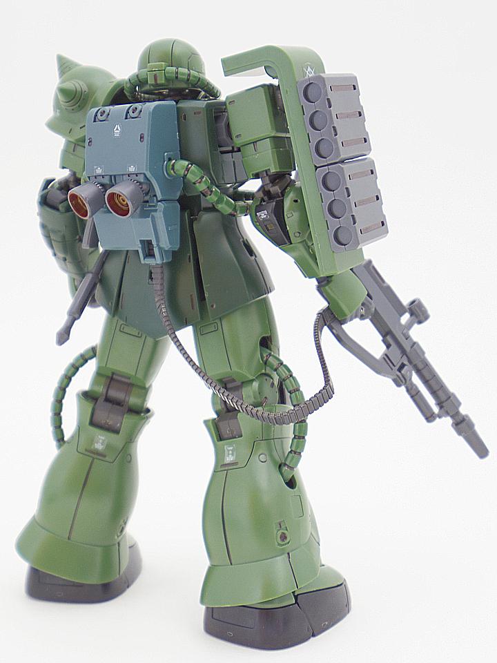 HG ザクC-5型65
