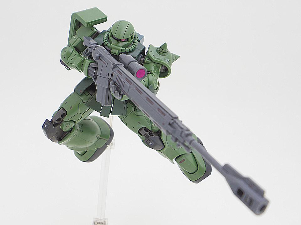 HG ザクC-5型83