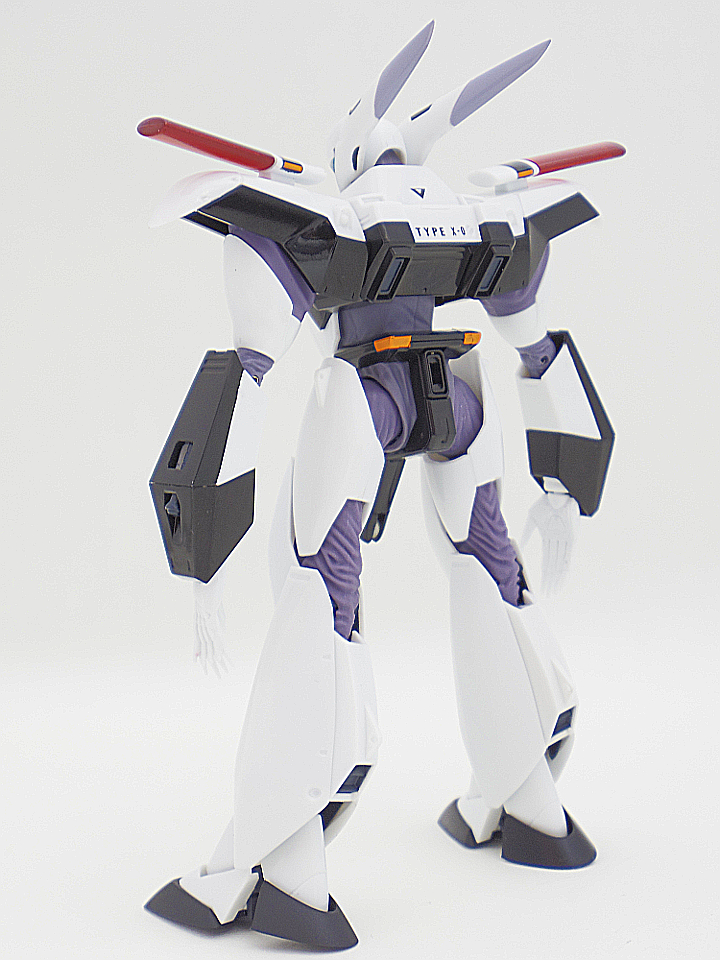 ROBOT魂 零式4