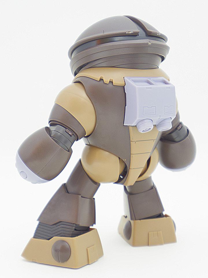 ROBOT魂 アッガイ4