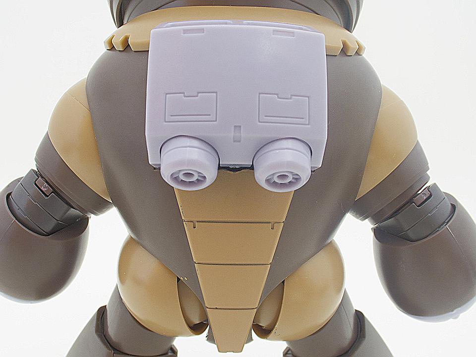 ROBOT魂 アッガイ17