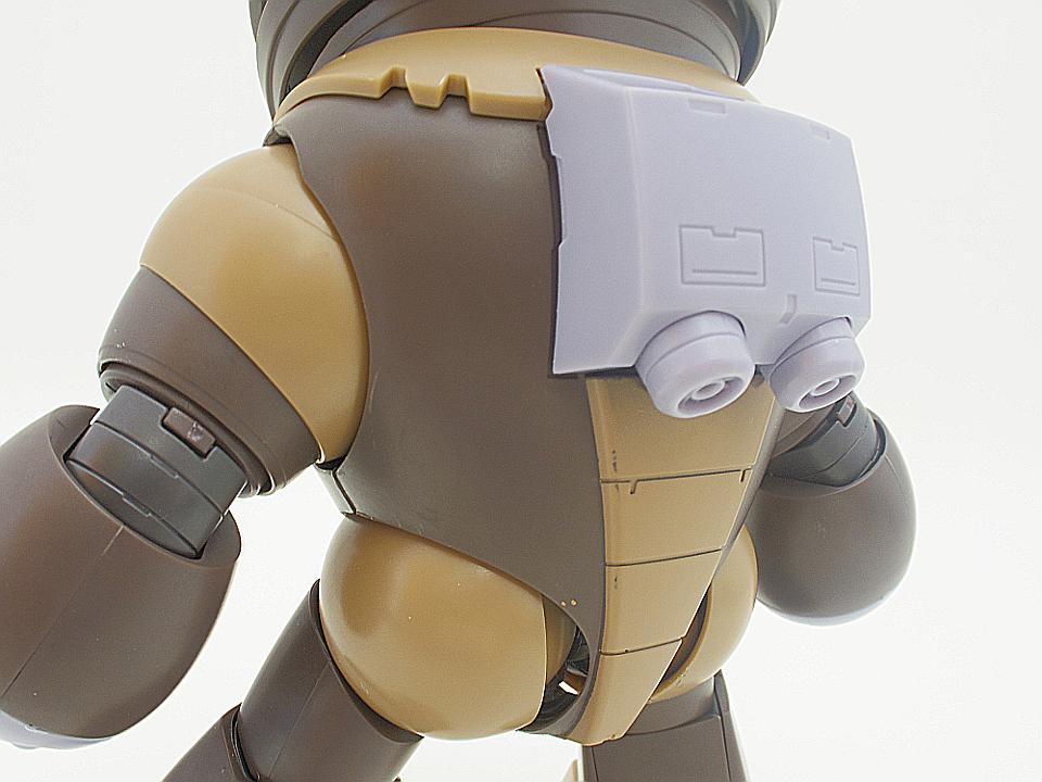 ROBOT魂 アッガイ18