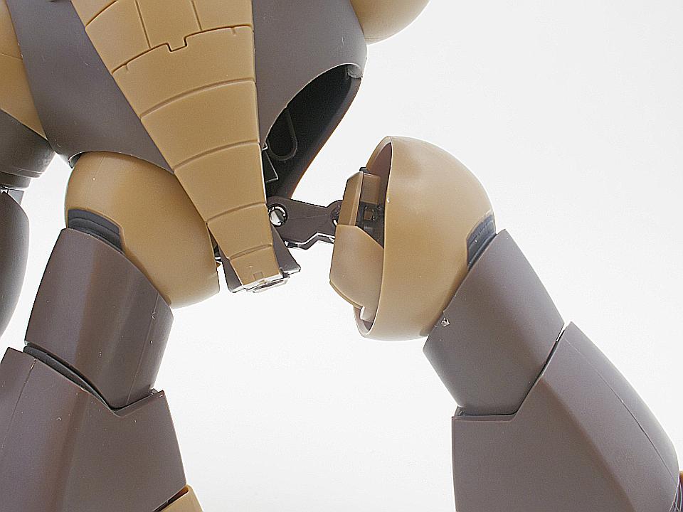 ROBOT魂 アッガイ29