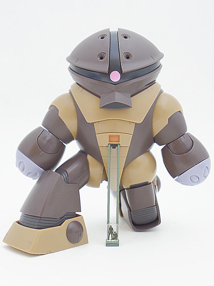 ROBOT魂 アッガイ49