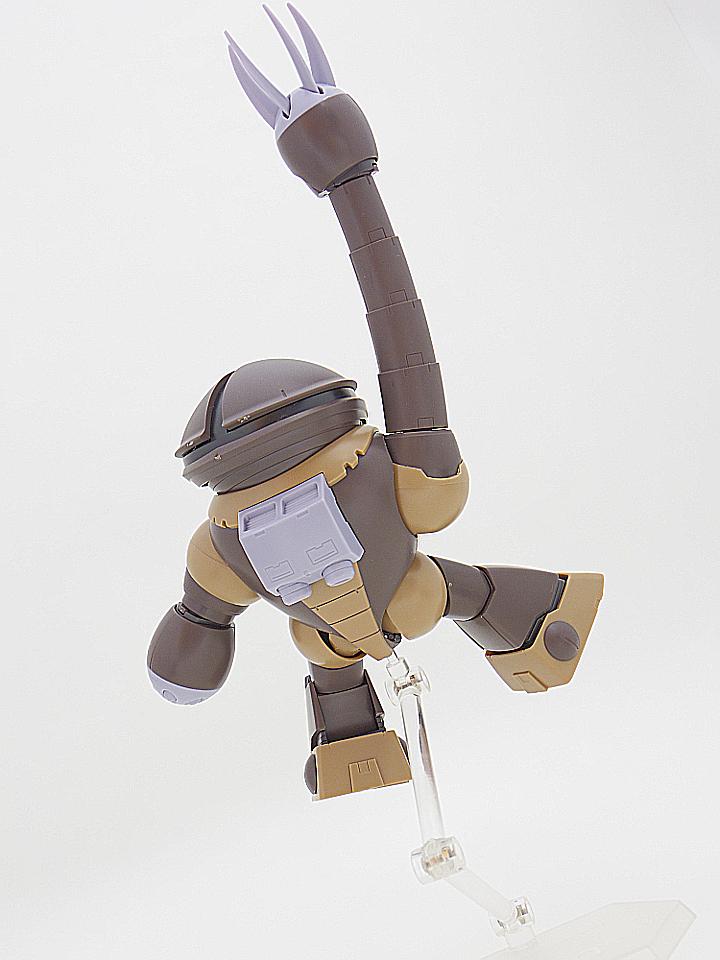 ROBOT魂 アッガイ52