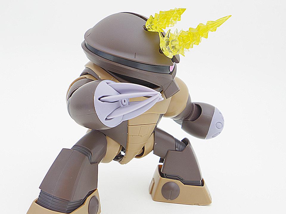 ROBOT魂 アッガイ53