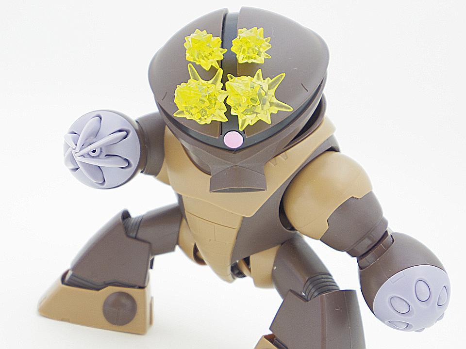 ROBOT魂 アッガイ54
