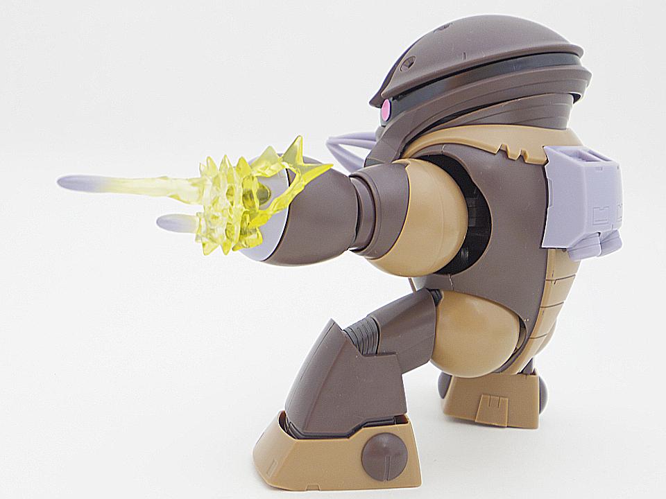 ROBOT魂 アッガイ55