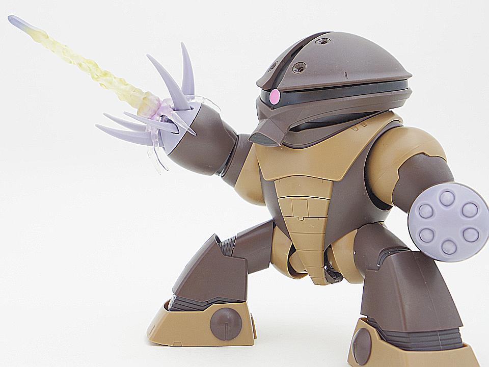 ROBOT魂 アッガイ57