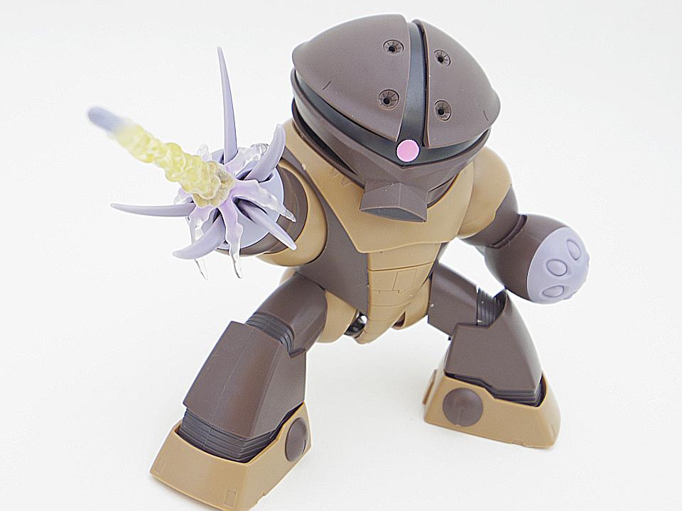 ROBOT魂 アッガイ58