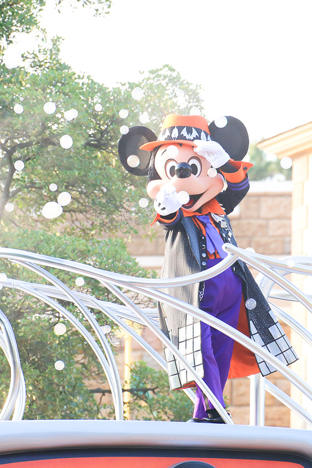 Halloween Pop'n LIVE/Mickey Mouse2