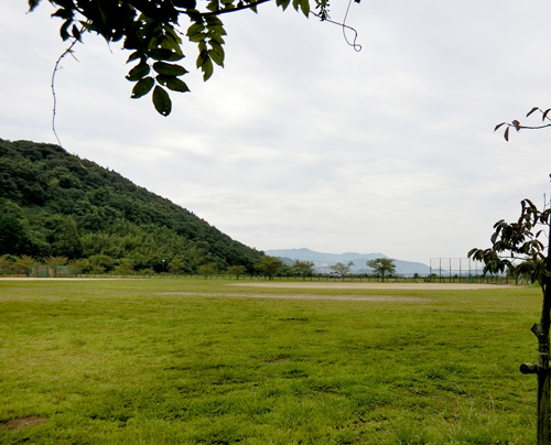 片渕公園だよ。