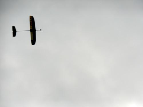 kh-1605s、飛んでるトコ! その3。 ちかっ!