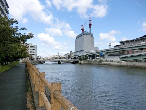浦上川付近。 その2!