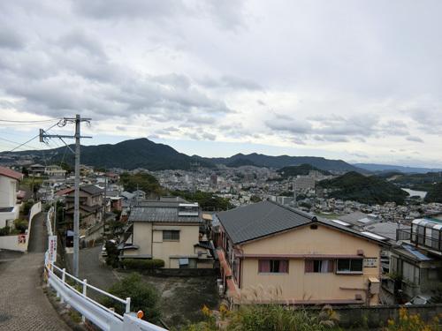 でも、長崎はかすめるだけかもね。