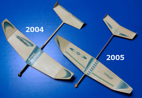 Mr,Tの機体。 2004、2005。