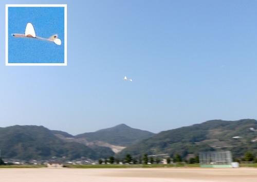 R539、飛んでるトコ。 その2!
