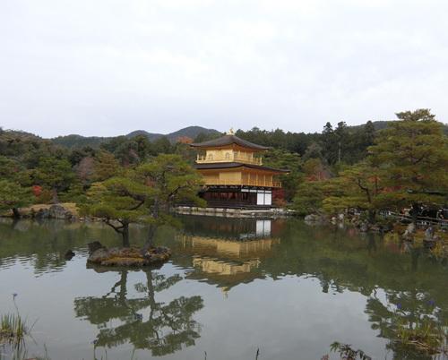 金閣寺、その3。