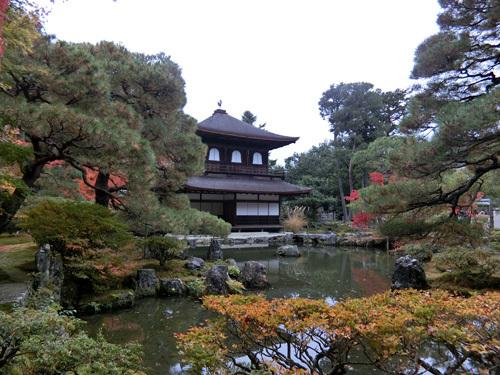 銀閣寺、その3。