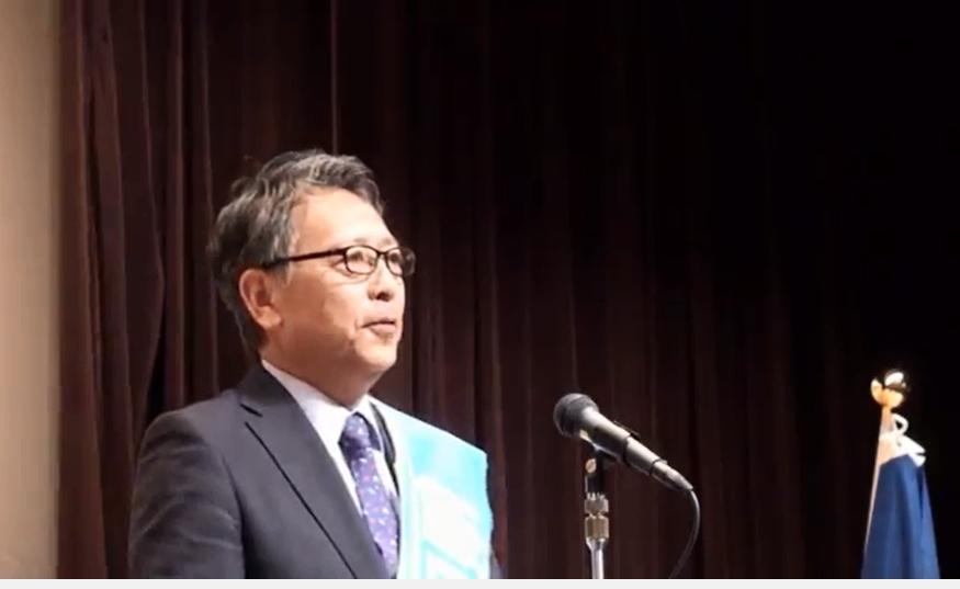飯田たけし個人演説会