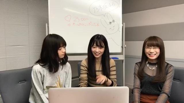 AKB48のオールナイトニッポン 乃木坂46スペシャル 超直前SP! 西野七瀬 斉藤優里 秋元真夏