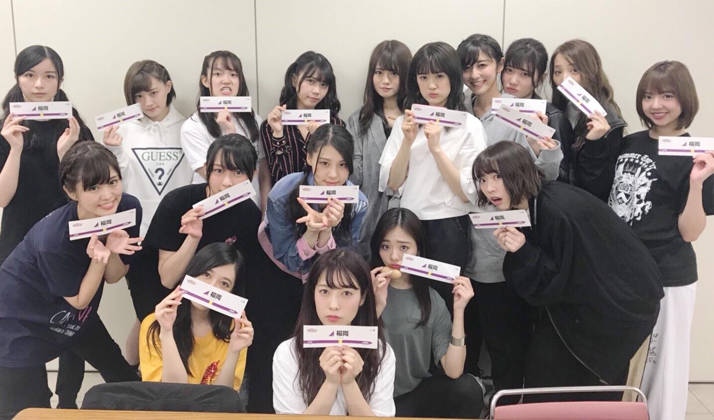 乃木坂46 アンダーライブ2017福岡 集合写真2