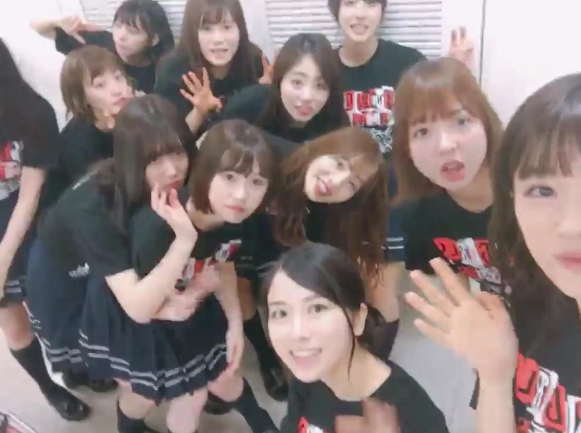 乃木坂46アンダーライブ2017福岡公演3日目 わちゃわちゃ動画 佐々木琴子