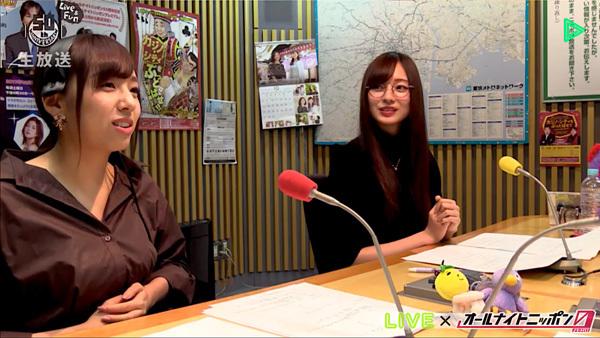 乃木坂46新内眞衣のオールナイトニッポン0 梅澤美波