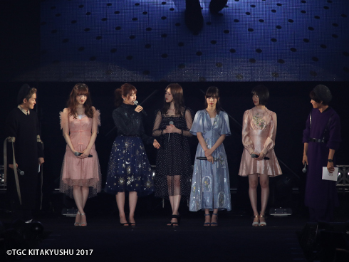 乃木坂46 TGC北九州2017