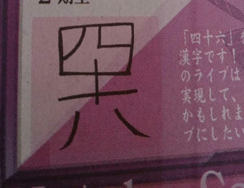北野日奈子 東京ドーム公演への意気込み 四十六