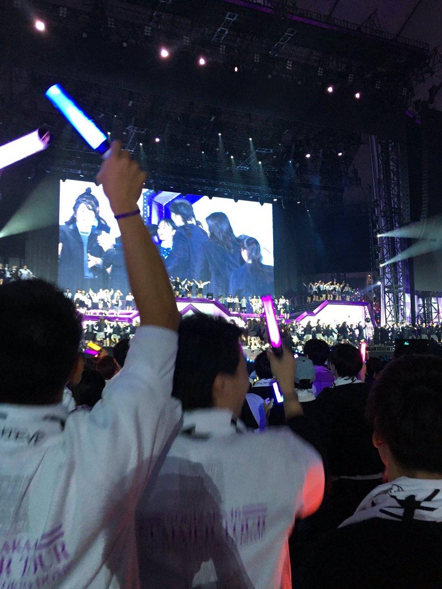 乃木坂46東京ドーム公演初日 460人のJK